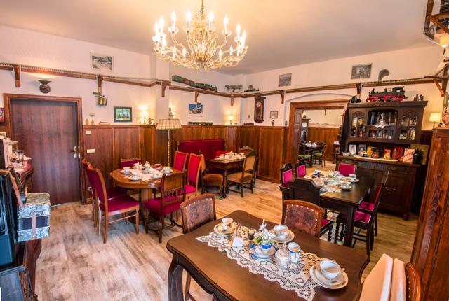 "Café ""Alter Bahnmeister"""