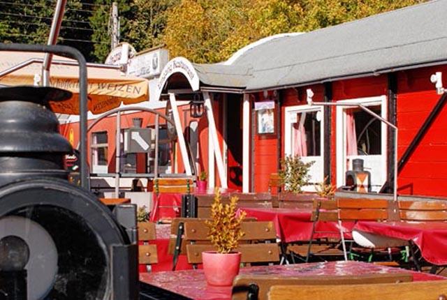 Restaurant & Sommerterasse